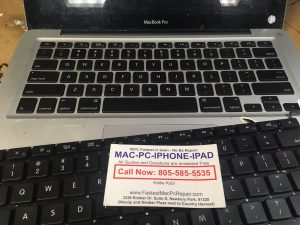 macbook pro keyboard replacement