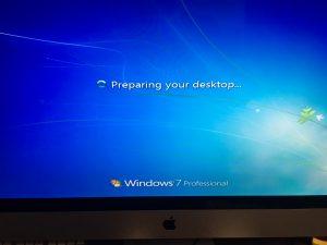 install windows on imac